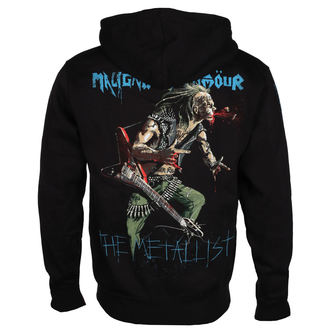Herren Hoodie Malignant Tumour - THE METALLIST -, Malignant Tumour
