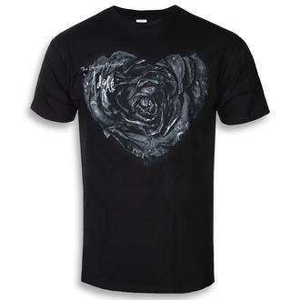 Herren T-Shirt Metal Smashing Pumpkins - BLACK ROSE - PLASTIC HEAD, PLASTIC HEAD, Smashing Pumpkins