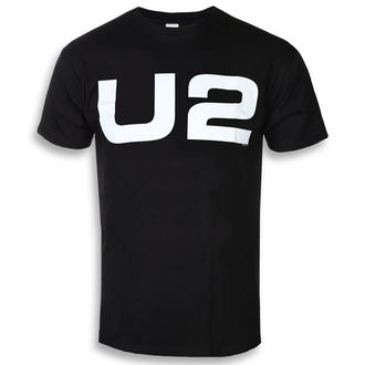 Herren T-Shirt Metal U2 - WHITE LOGO - PLASTIC HEAD, PLASTIC HEAD, U2