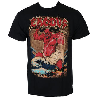 Herren T-Shirt Metal Exodus - ONI STRIKE OF THE BEAST - Just Say Rock, Just Say Rock, Exodus