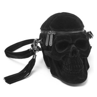 Handtasche KILLSTAR - Grave Digger - Samt, KILLSTAR