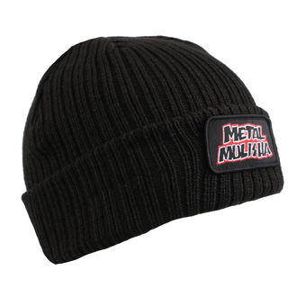 Beanie Mütze METAL MULISHA - STICK UP BLK, METAL MULISHA