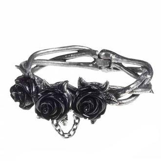 Armband ALCHEMY GOTHIC - Wild Black Rose, ALCHEMY GOTHIC