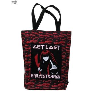 Tasche EMILY THE STRANGE - Emily (E3081415) Get Lost Totebag