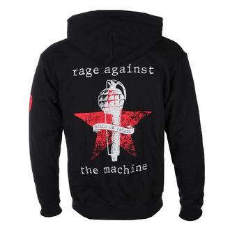 Herren Hoodie Rage against the machine - Bulls On Parade Mic - NNM, NNM, Rage against the machine
