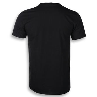 Herren T-Shirt Metal Journey - Black - HYBRIS, HYBRIS, Journey