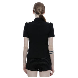 Damen Bluse PUNK RAVE - The Secret Order black, PUNK RAVE