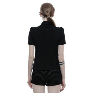 Damen Bluse PUNK RAVE - The Secret Order black, PUNK RAVE
