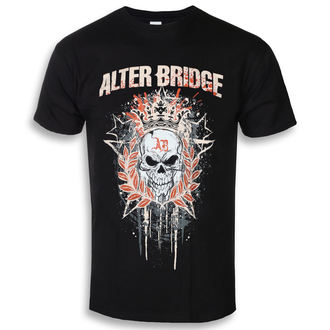 Herren T-Shirt Metal Alter Bridge - Royal Skull - NAPALM RECORDS, NAPALM RECORDS, Alter Bridge