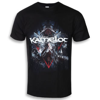 Herren T-Shirt Metal Kamelot - As It Burns To Embrace - NAPALM RECORDS, NAPALM RECORDS, Kamelot