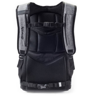 Rucksack MEATFLY - Exile - A Heather Gray / Black, MEATFLY
