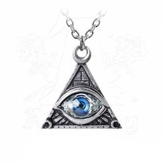 Anhänger mit Halskette ALCHEMY GOTHIC - Eye Of Providence, ALCHEMY GOTHIC
