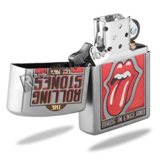 Feuerzeug ZIPPO - ROLLING STONES, ZIPPO, Rolling Stones