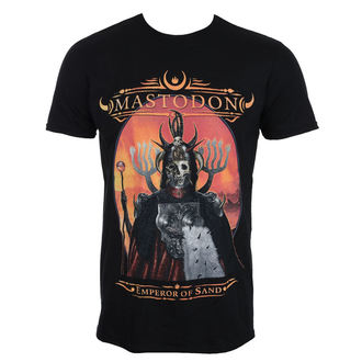 Herren T-Shirt Metal Mastodon - EMPEROR OF SAND 2017 DATEBACK - ROCK OFF, ROCK OFF, Mastodon