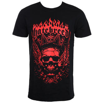 Herren T-Shirt Metal Hatebreed - Crown - ROCK OFF, ROCK OFF, Hatebreed