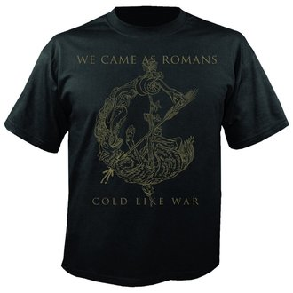 Herren T-Shirt Metal We Came As Romans - Cold like war - NUCLEAR BLAST, NUCLEAR BLAST, We Came As Romans