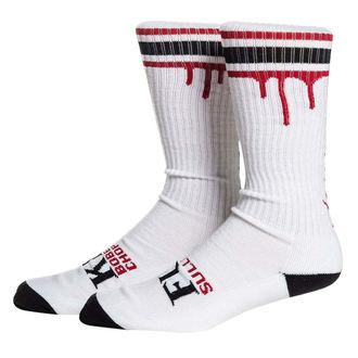 Socken SULLEN - DON'T DIE - WHT / BLK / ROT, SULLEN