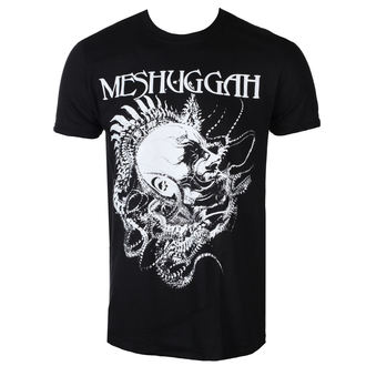 Herren T-Shirt Metal Meshuggah - SPINE HEAD - PLASTIC HEAD, PLASTIC HEAD, Meshuggah