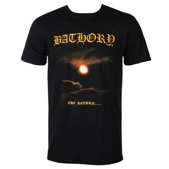 Herren T-Shirt Metal Bathory - THE RETURN... 2017 - PLASTIC HEAD, PLASTIC HEAD, Bathory