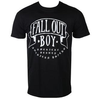 Herren T-Shirt Metal Fall Out Boy - AMERICAN BEAUTY - PLASTIC HEAD, PLASTIC HEAD, Fall Out Boy