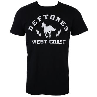 Herren T-Shirt Metal Deftones - WEST COAST - PLASTIC HEAD, PLASTIC HEAD, Deftones