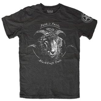 Herren T-Shirt - Faith Is Futile - BLACK CRAFT - BLC021