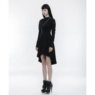 Damen Kleid PUNK RAVE - Tech Noir, PUNK RAVE
