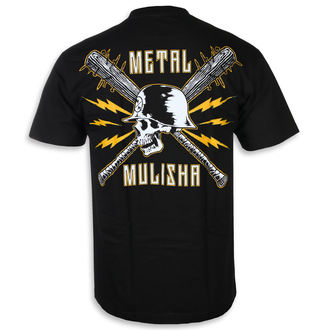 Herren T-Shirt Street - BLUNT FORCE BLK - METAL MULISHA, METAL MULISHA