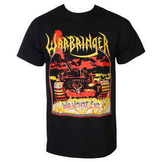 Herren T-Shirt Metal Warbringer - WAR WITHOUT END - RAZAMATAZ, RAZAMATAZ, Warbringer