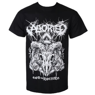 Herren T-Shirt Metal Aborted - GOD OF NOTHING - RAZAMATAZ, RAZAMATAZ, Aborted