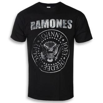 Herren T-Shirt Metal Ramones - Seal Hey Ho - ROCK OFF, ROCK OFF, Ramones