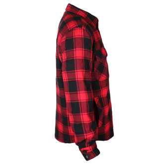 Winterjacke - Lumberjacket checked - BRANDIT, BRANDIT