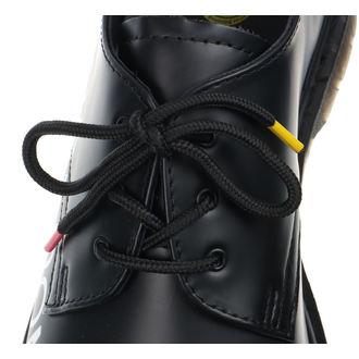 boty DR.MARTENS - 3 dírkové - Sex Pistols - SMOOTH