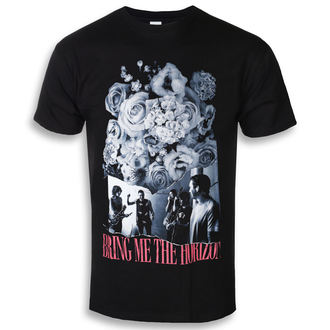 Herren T-Shirt Metal Bring Me The Horizon - Flowers - ROCK OFF, ROCK OFF, Bring Me The Horizon