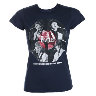 Damen T-Shirt Beatles - Budokan Octagon - ROCK OFF, ROCK OFF, Beatles