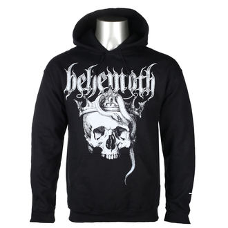 Herren Hoodie Behemoth - Skull - KINGS ROAD, KINGS ROAD, Behemoth