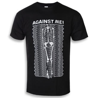 Herren T-Shirt Metal Gegen Mich! - Provision - KINGS ROAD, KINGS ROAD, Against Me!
