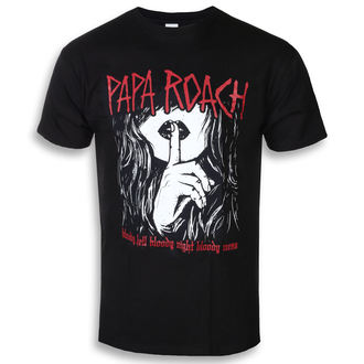 Herren T-Shirt Metal Papa Roach - Bloody Hell - KINGS ROAD, KINGS ROAD, Papa Roach