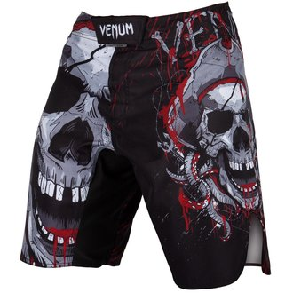 Kurze Boxerhose VENUM - Pirate - Schwarz/Rot, VENUM