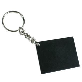 Schlüsselanhänger Metalshop - einseitig, METALSHOP.CZ
