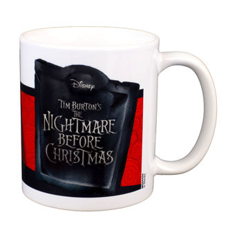 Tasse Nightmare Before Christmas - Jack Banner - PYRAMID POSTERS, PYRAMID POSTERS