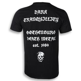 Herren T-Shirt Metal Dark Tranquillity - Old Skool -, Dark Tranquillity