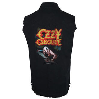 Herren Weste OZZY OSBOURNE - BARK AT THE MOON - RAZAMATAZ, RAZAMATAZ, Ozzy Osbourne