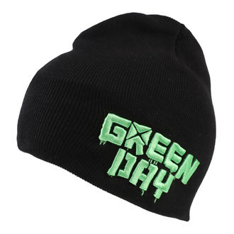 Beanie Mütze Green Day - ROCK OFF, ROCK OFF, Green Day