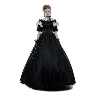 Kleid Damen (Hochzeitskleid) PUNK RAVE - Black Ruby Gothic, PUNK RAVE