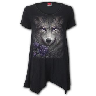 Damen Tunika - WOLF ROSES - SPIRAL, SPIRAL