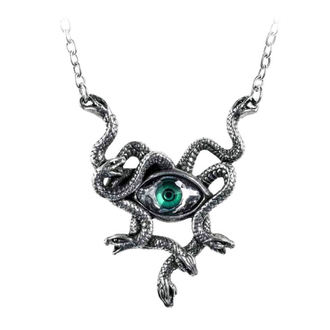 Halskette mit Anhänger ALCHEMY GOTHIC - Gorgon's Eye, ALCHEMY GOTHIC