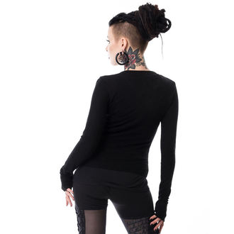 Damen Pulli POIZEN INDUSTRIES - GRAB HER - SCHWARZ, POIZEN INDUSTRIES