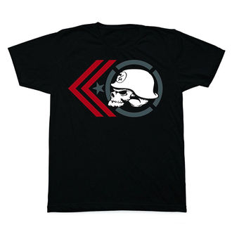 Herren T-Shirt Street - GREATER THAN - METAL MULISHA, METAL MULISHA