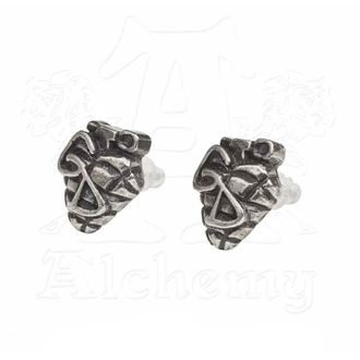 Ohrringe Green Day - Grenade - ALCHEMY GOTHIC, ALCHEMY GOTHIC, Green Day